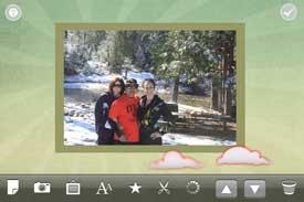 TapnScrap app for iPhone