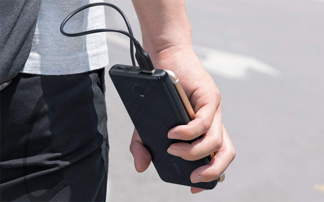 Power Up on the Go: Anker Powercore Slim 10000 PD