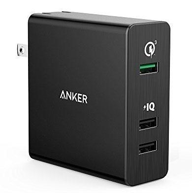 Anker PowerPort+ 3
