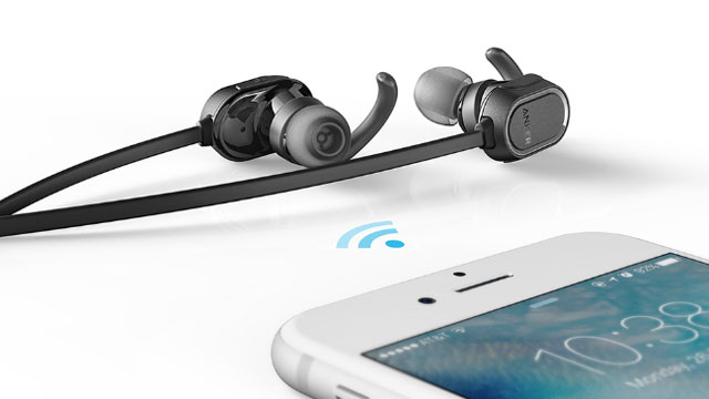 Anker SoundBuds Wireless Headphones