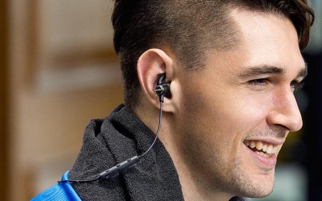 Best workout headphones on a budget: Anker SoundBuds Slim