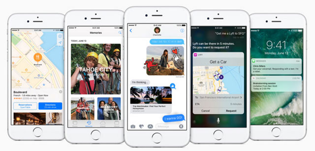 There are big changes coming to iOS 10