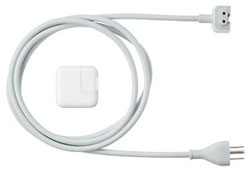 Apple iPad 6-foot power cable