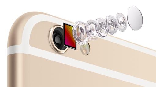 iPhone 6 camera teardown