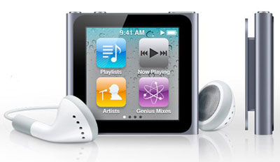 Apple iPod nano (gen 6)