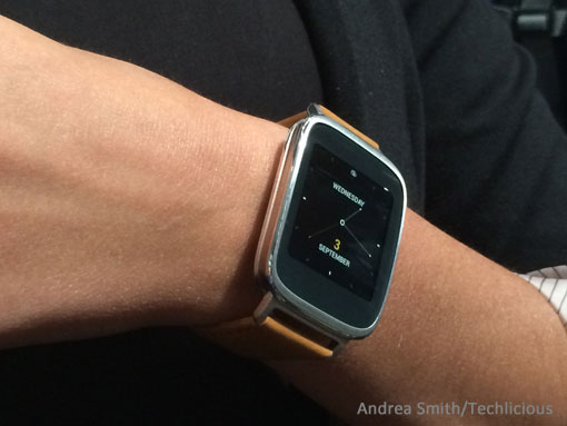 Asus ZenWatch: A Luxury Android Smartwatch