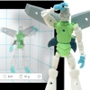 Autodesk Tinkerplay Lets Kids Design and 3D Print Action Figures