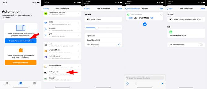 iOS Automation