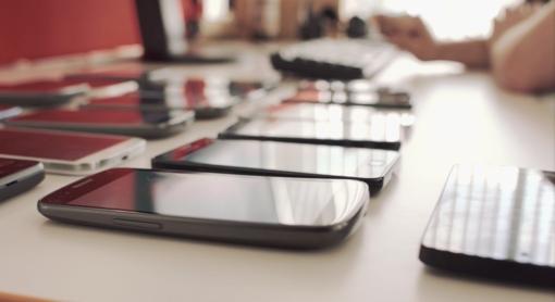 AVAST anti-theft used phone study