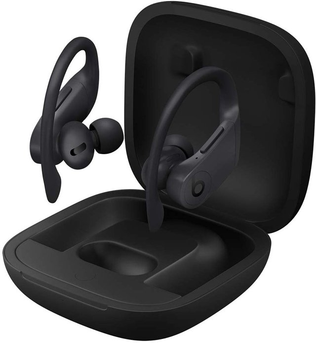 Best For iPhone Fan-person (cold weather dwellers): Beats Powerbeats Pro