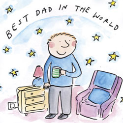 Best Dad in the World App