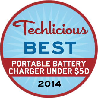 Techlicious Best Portable Battery Charger Under $50