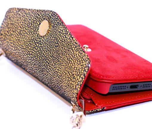 Bootcase Crossbody Wallet Case