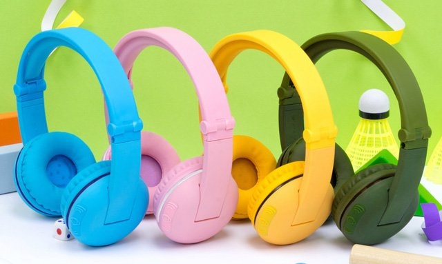 Best volume-limiting headphones for kids: BuddyPhones Play