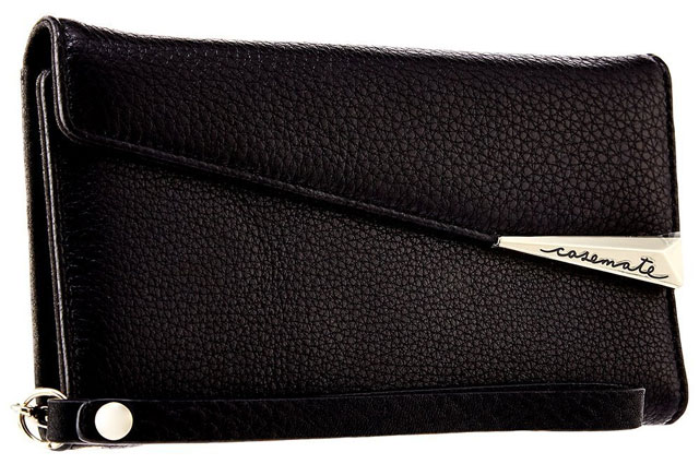 Case-Mate Leather Folio Wristlet