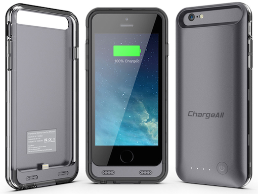 ChargeAll Battery Case