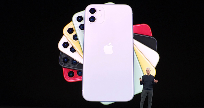 Apple Debuts Lackluster iPhone 11 and 11 Pro iPhones