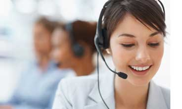 customer service call center