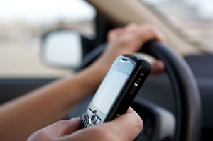 Driving While Texting is Dangerous