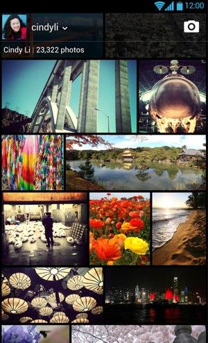 Flickr Android App