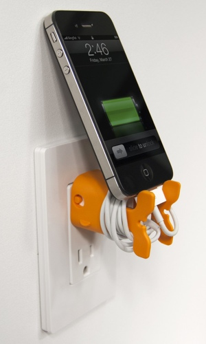 Goldie iPhone Cord Organizer by Nice