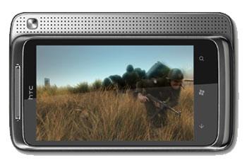 HTC 7 Surround speaker