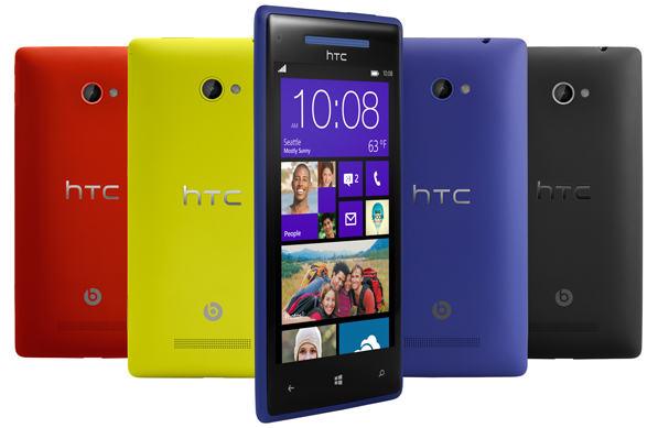 HTC 8X: the New Signature Phone for Windows Phone 8 ...