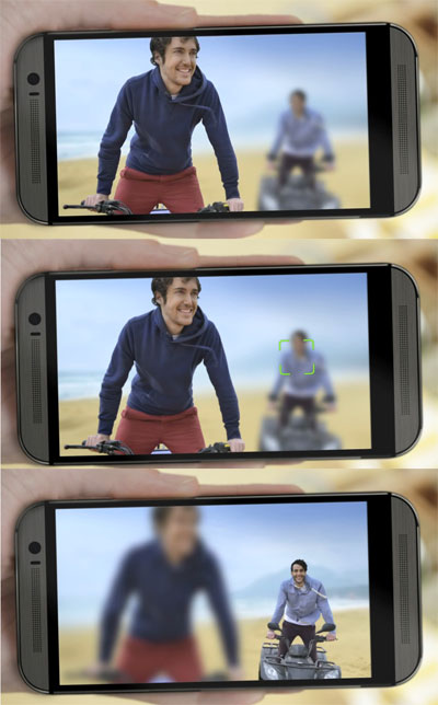 HTC One M8 UFocus