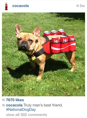Coca-Cola on Instagram