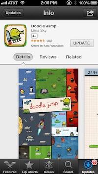 doodle jump chrome web store