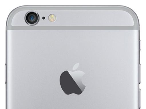 iPhone 6 Plus iSight camera