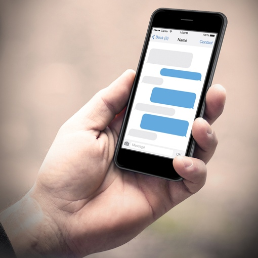 iPhone Text Messaging