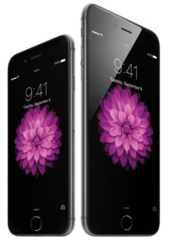 iPhone 6 vs 6 Plus