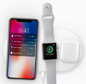 Apple AirPower charging pad