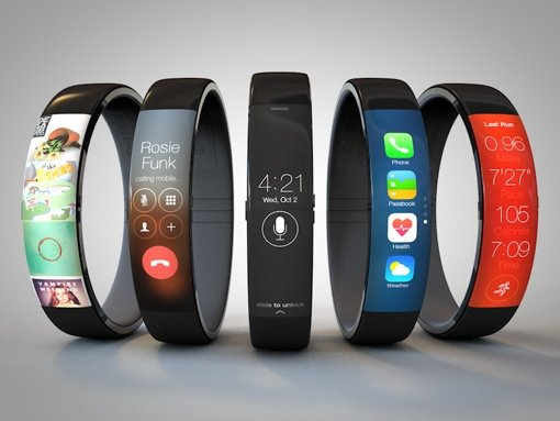 iWatch concept image