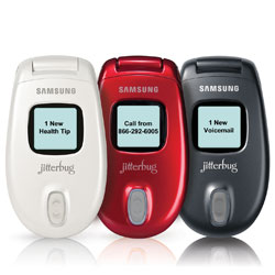 Jitterbug J Phone
