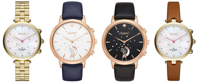 Kate Spade Holland Bracelet hybrid smartwatch