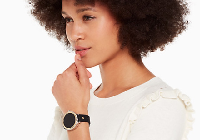 Kate Spade Scallop Touchscreen Smartwatch