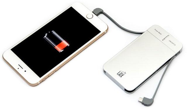 Lax 4000mAh Battery Pack