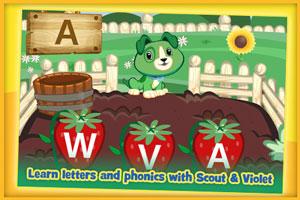 Scout's ABC Garden
