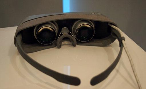 LG 360 VR headset