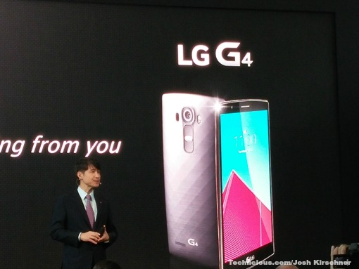 Meet the New LG G4 Android Phone - Techlicious