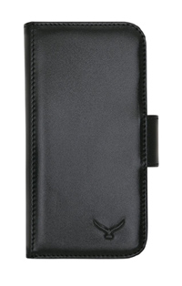 Myra Leather Wallet Snap Case