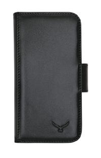 Myra Leather Wallet Snap Case
