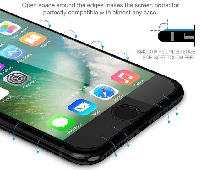 Maxbook iPhone screen protector