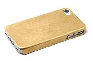 Miansai Solid Gold iPhone Case