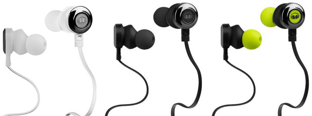 Monster ClarityHD earbuds