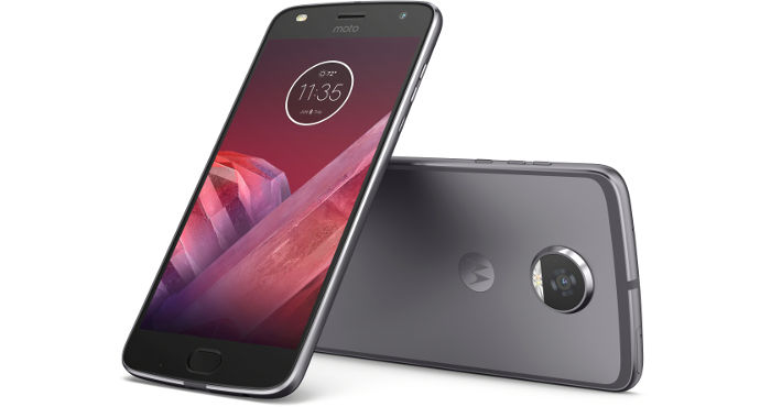 ca458dd5aba2fc Last year, Motorola launched its popular line of Moto Z line of smartphones  that distinguished themselves with Moto Mods, magnetic accessories that ...