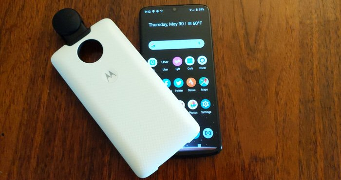 Long-term Review of the Motorola Moto Z4