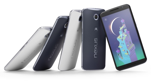 Nexus 6 Motorola phone